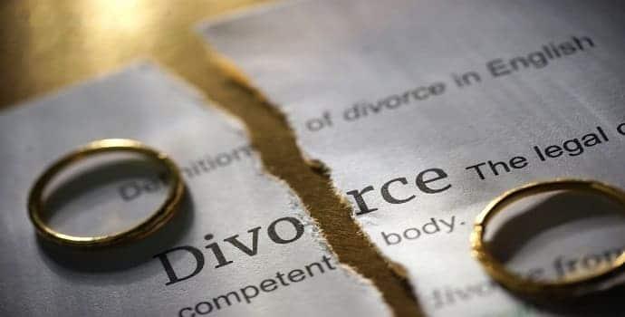 divorce service