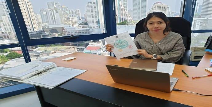trademark thailand