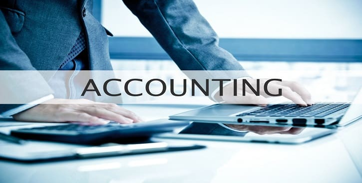 Accounting service for restaurant