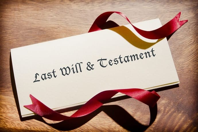 Last Will and Testament Thailand