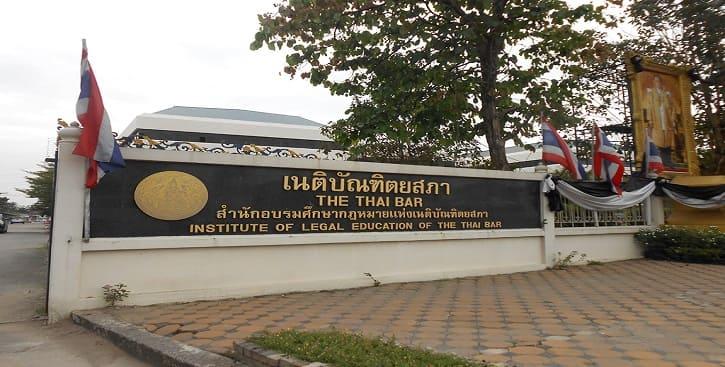 Thai Barrister lawyer