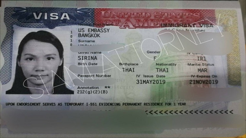 meaning of CR1 Visa