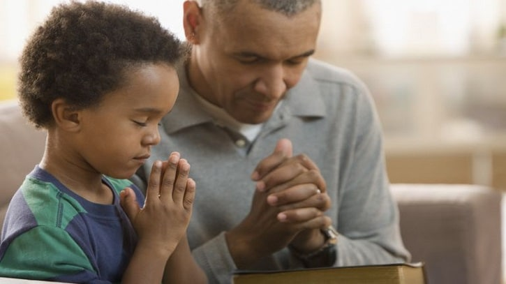 child custody and religion