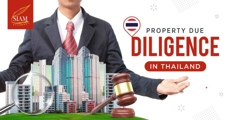 Property Due Diligence in Thailand