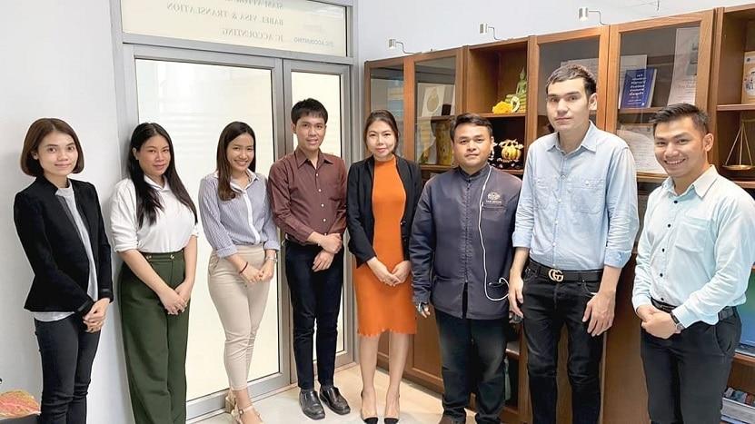 Thailand Work Permit application service