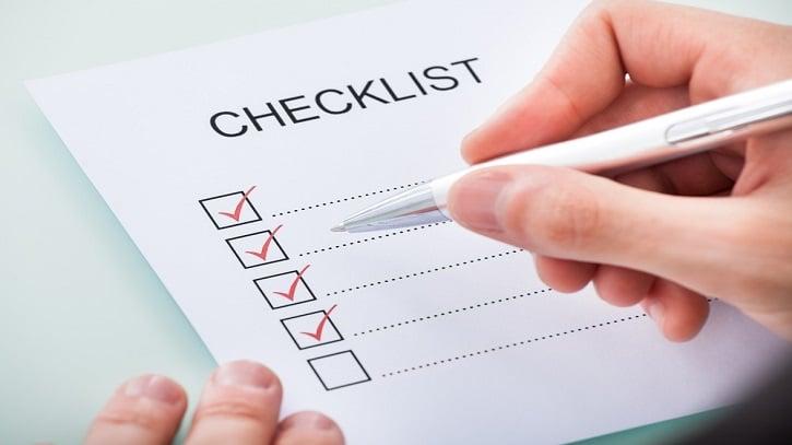 list of document working permit